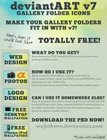 Gallery Folder Icons v7 by wojtekww