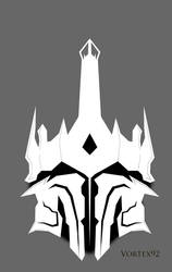 Sauron Helmet sketch