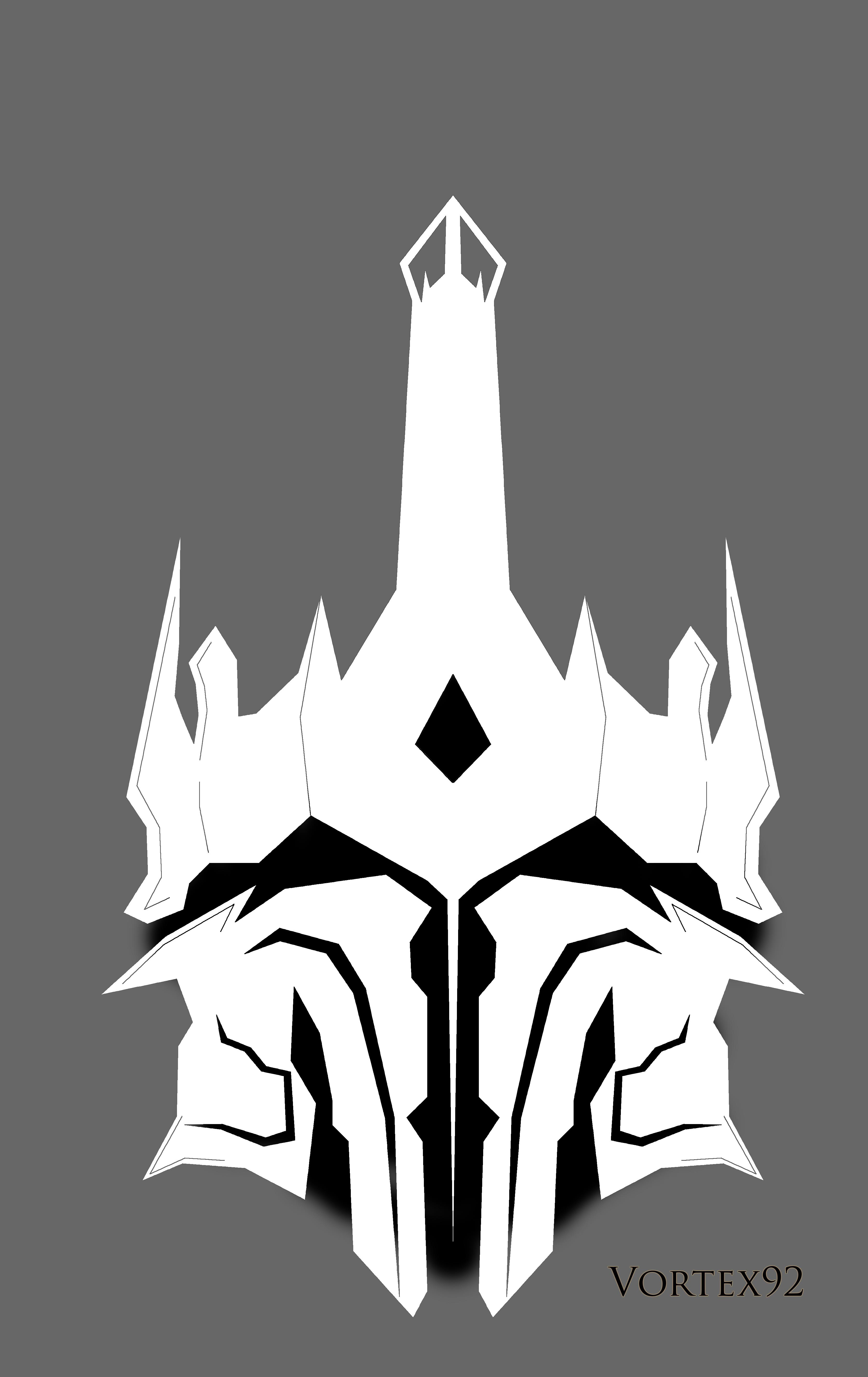 Sauron Helmet sketch by vortex92