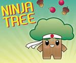 NINJA TREE flash game