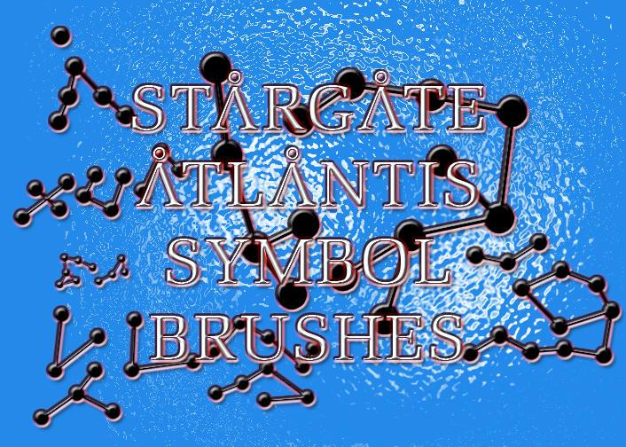 Stargate Atlantis Symbol Brush By Clyricistxt On Deviantart