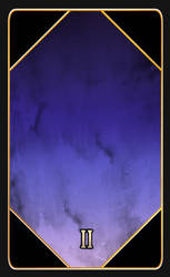 The Arcana Game: Tarot Card (High Priest) Template by GypsyNatayla