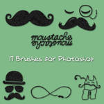 Moustache Brushes
