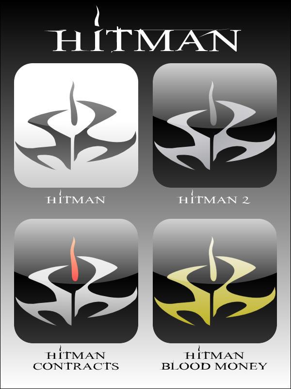 hitman video game series