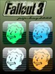Fallout 3 Pip-boy Icons