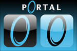 Portal Rounded Icons