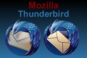 Mozilla Thunderbird Orb by firba1