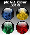 Metal Gear Solid Orbs