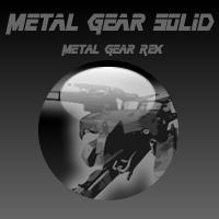 Metal Gear Solid Rex Orb by firba1