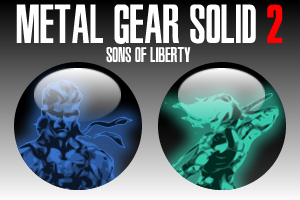 Metal Gear Solid 2 Orbs by firba1