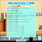 Super Mario Bros 3 Journal Skin