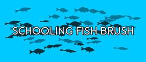 Schooling Fish Brush