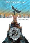 Mockingjay Part 1 Movie Poster
