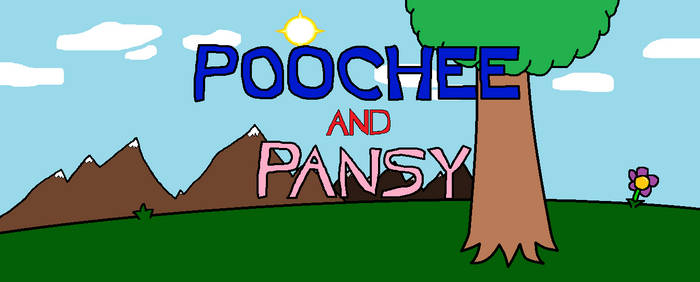 Poochee and Pansy - Backgrounds and Things