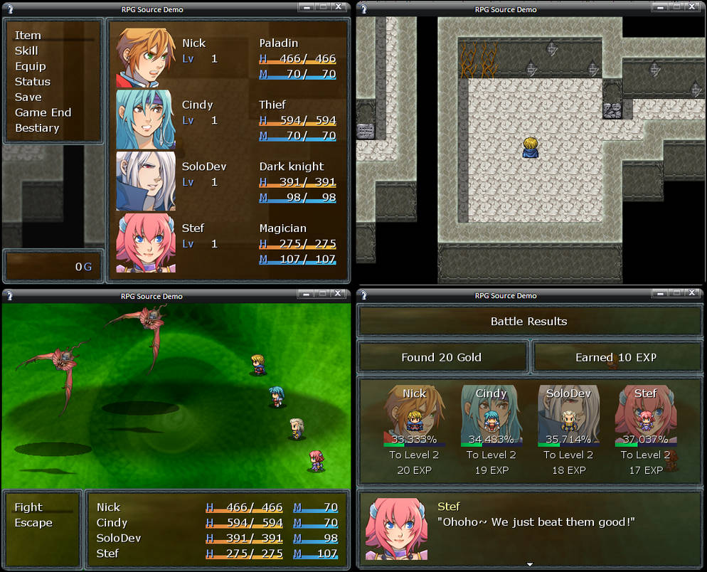 RPGSource Demo Download by SuprVillain on DeviantArt