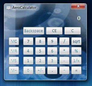 AeroCalculator by SuprVillain