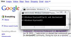 Google CLI