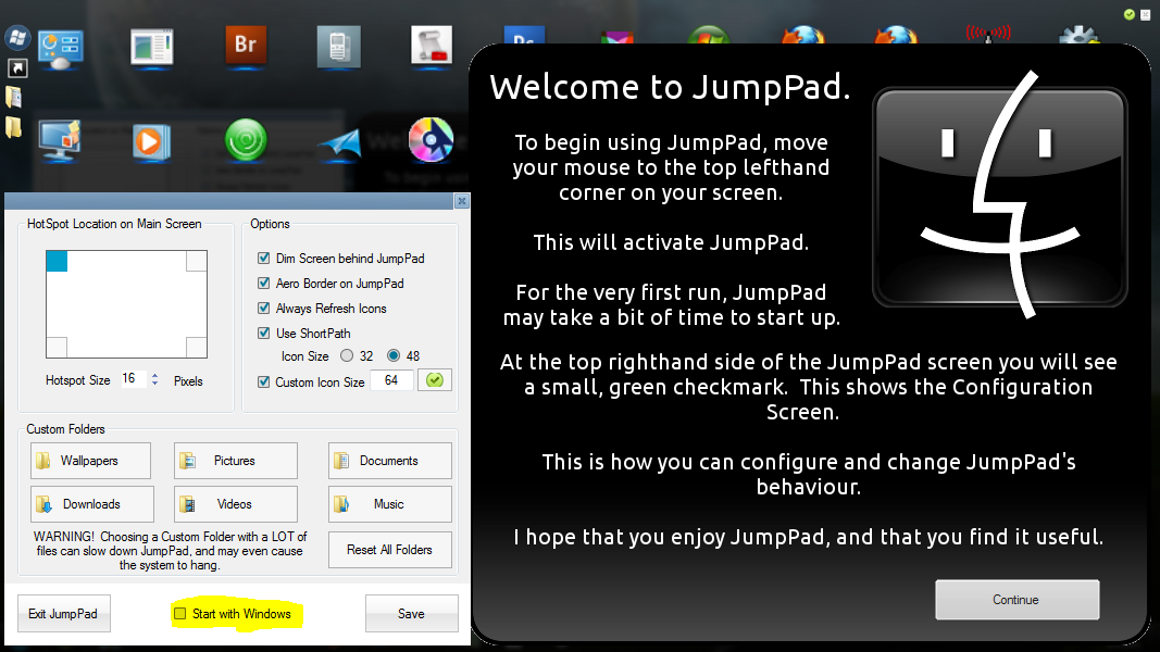 JumpPad 2.1 Download