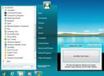 Windows 8 Start Menu Toggle
