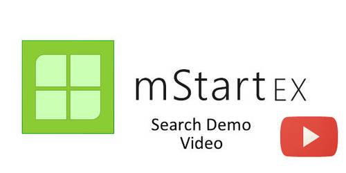 mStartEX - Search