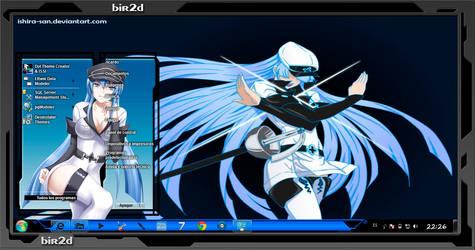 Thema windows7 Esdese