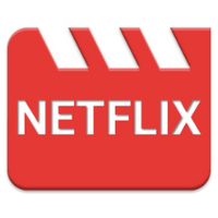Material Design Netflix Icon by Manga737