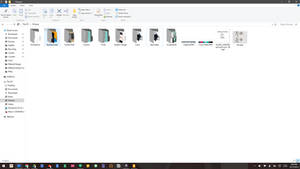 WIP Material Design Windows System Icon Theme by Manga737