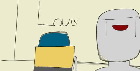Happy Louis