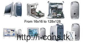 Powermac Icons