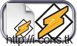 Winamp Icons v2 by mmr85