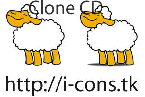 Clone CD Icons by mmr85