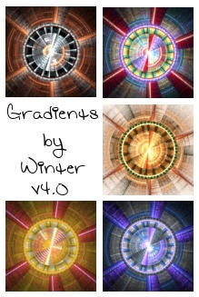 Gradients By Winter v4.0 by NatalieKelsey