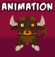 Thorus - Animation by black--werewolf