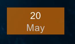 Ultra calendar toggle  by alias-kanas
