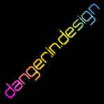 Glow Text - danger.in.design by angelelly93
