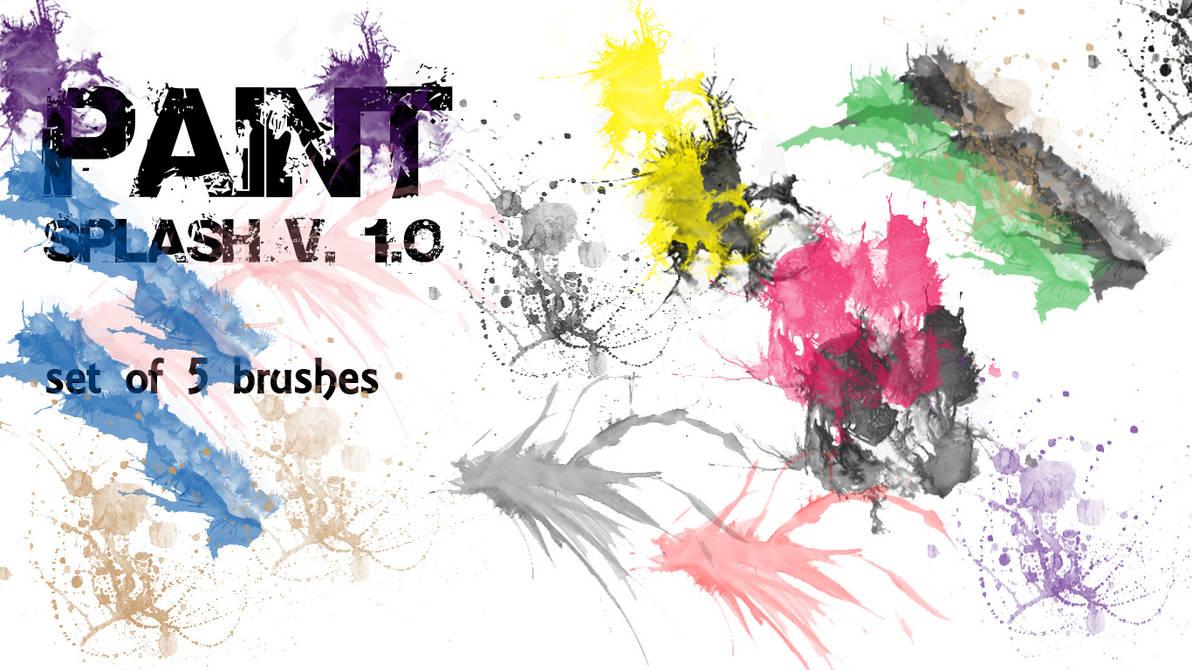 Paint Splash by kaku50xyz