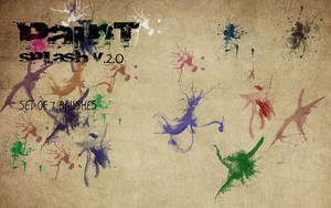 Paint Splash V2 by kaku50xyz