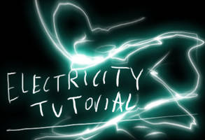 Anime Electricity Tutorial by Keh-ven