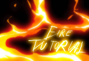Anime Fire Animation Tutorial by Keh-ven