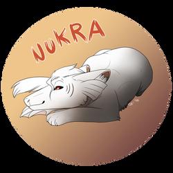 Nukra the albino