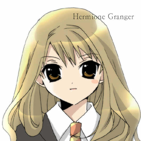hermione granger CURSOR by Lunasakurahime