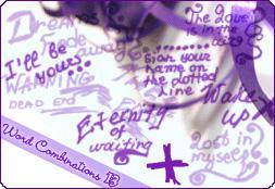 PS CS2 Brushes: Handwritten by Adalimina