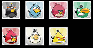 angry birds icon game