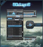 50daysS v.2.11 for AIMP v.2.60 by VovanR
