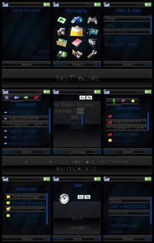 Just Blue - K850