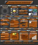 Orange Screen Animated