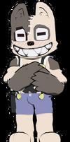 [ MMD ] Gleipnir Shuichi ( MonsterForm ) - !!DL!!