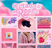 Jotadas Rosas (pack de imagenes rositas) by RADIANTWH0R3