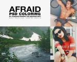 Afraid / Psd Coloring