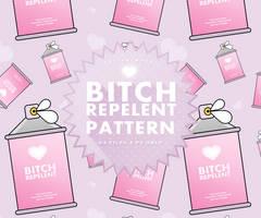 BITCH REPELENT PATTERNS by RADIANTWH0R3
